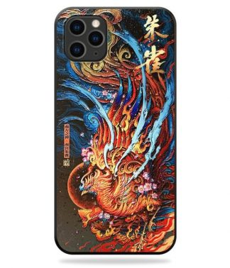 dragon iphone x case