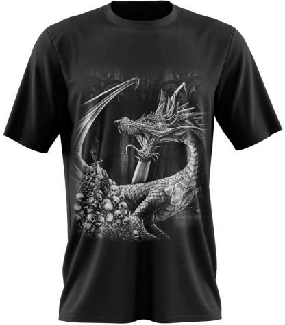 Dragon Skull T-Shirts