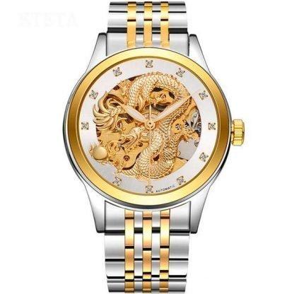dragon watch automatic