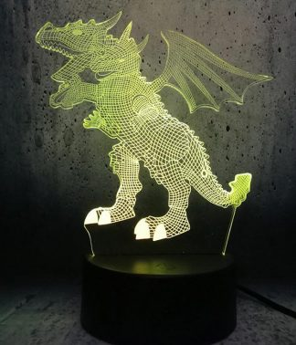 hydra dragon led light
