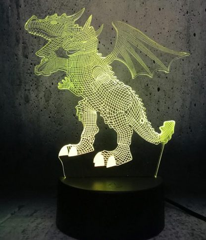 hydra dragon led light