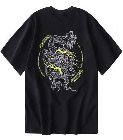 Mens Chinese Dragon T-Shirt
