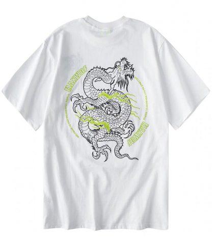 Chinese Dragon T-Shirt mens