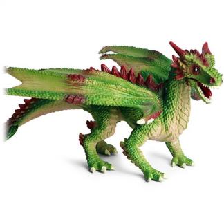 pete's dragon figurine