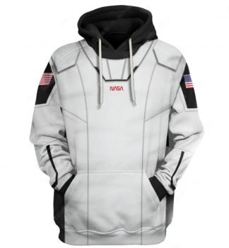 spacex dragon hoodie suit