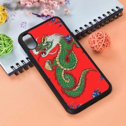 Dragon Case iPhone 11 Wildflower