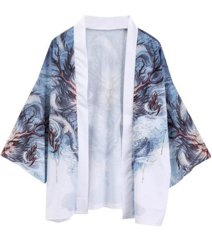 Dragon Kimono ancient