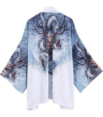 Ancient Dragon Kimono
