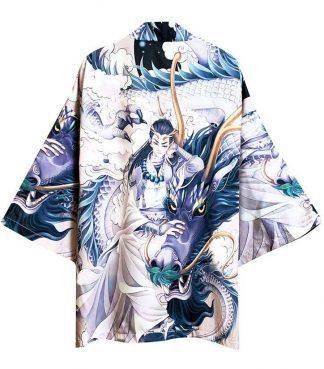 Anime Kimono