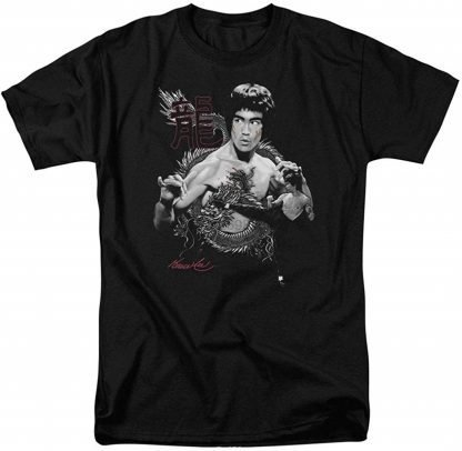 Bruce Lee Enter The Dragon Shirt