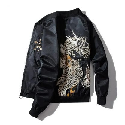 Chinese jacket Dragon