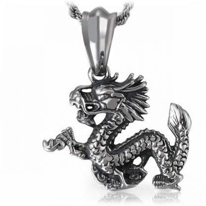 Chinese Dragon Jewelry