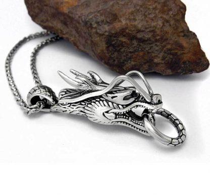 Pendant Chinese Dragon