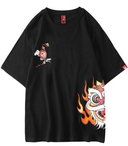 Chinese Festival Dragon T Shirt
