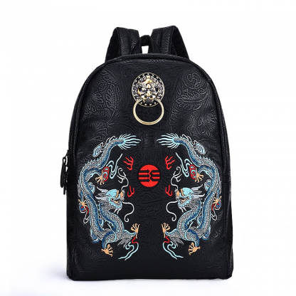 Dragon Backpack Chinese