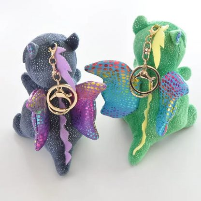 Dragon animal Keychain Stuffed