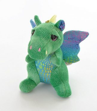 Dragon Keychain Stuffed Animal