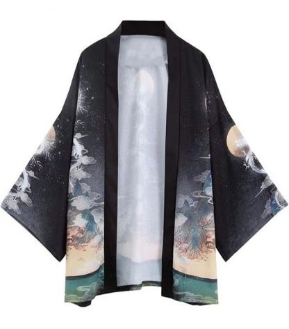Jacket Dragon Kimono