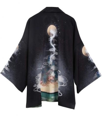 Dragon Kimono Jacket