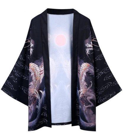 robe Dragon Kimono