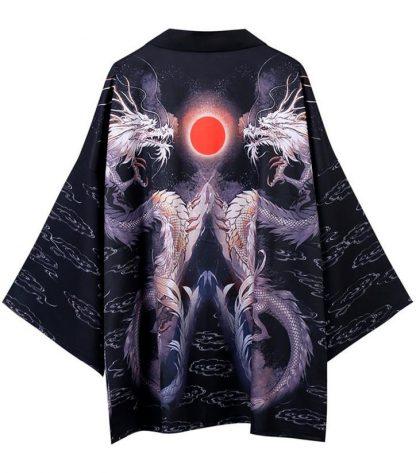 Dragon Kimono Robe