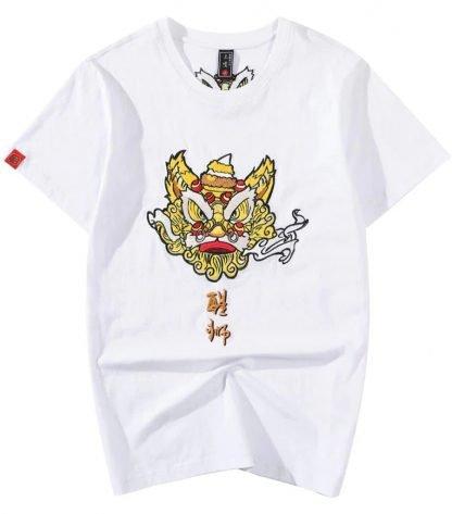 Dragon T Shirt Lion
