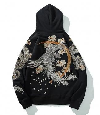 Dragon Phoenix Hoodie