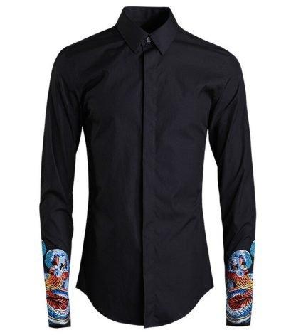 Dragon Shirt Black