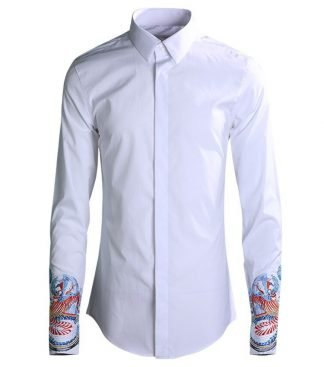Dragon Shirt White