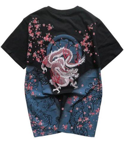 Dragon T-Shirt For Mens