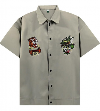 Dragon Tiger Shirt