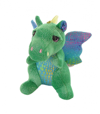 Dragon Keychain Stuffed Animal