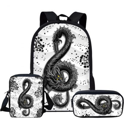 Clef Dragon Backpack