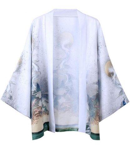 Kimono Cardigan Haori