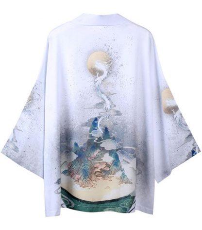 Haori Kimono Cardigan