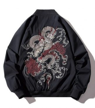 Japanese Dragon Jacket