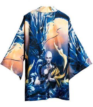 Kimono Shaolin