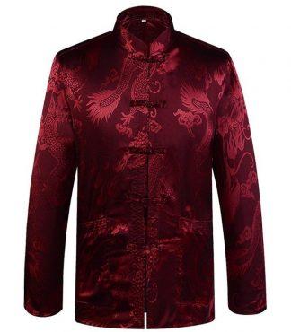 Kung Fu Shirt Dragon