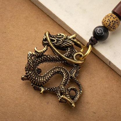keychain Lucky Dragon