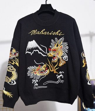 Maharishi Dragon Jacket Trousers Ladies