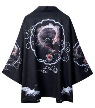 Men's Kimono Jacket Dragon