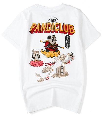 Panda T-Shirt dragon