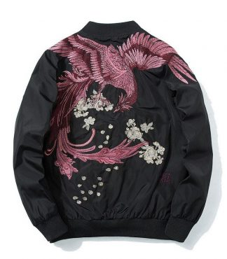 Phoenix Jacket mens womens dragon