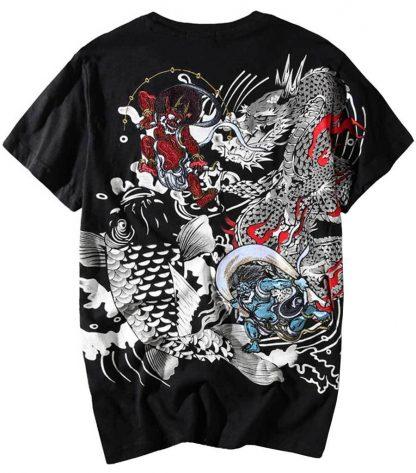 Prajna Dragon T Shirt