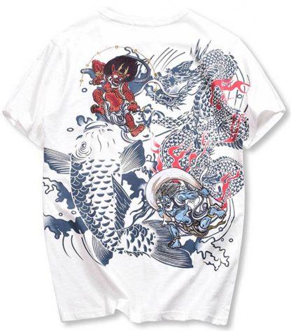 Prajna shirt Dragon T