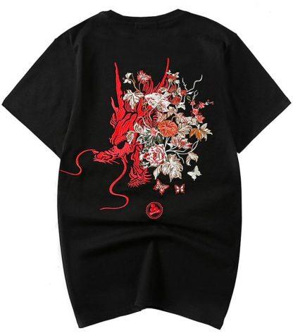 Red Dragon T Shirt