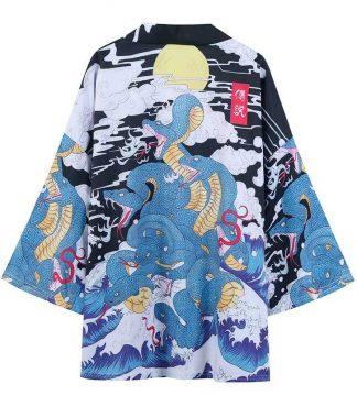 Snake Kimono
