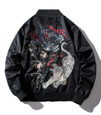 Tiger Dragon Jacket