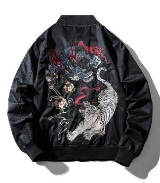 Tiger Dragon Jacket