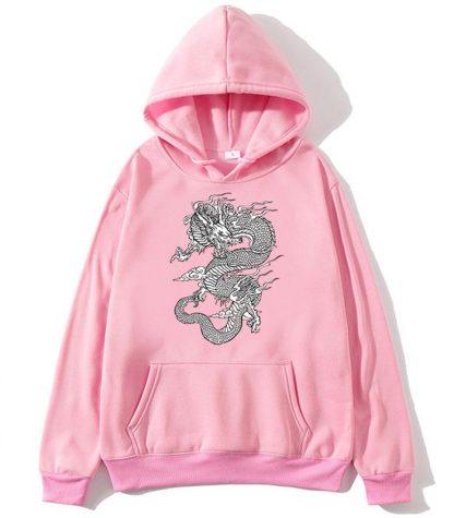 Women's Chinese Dragon Hoodie